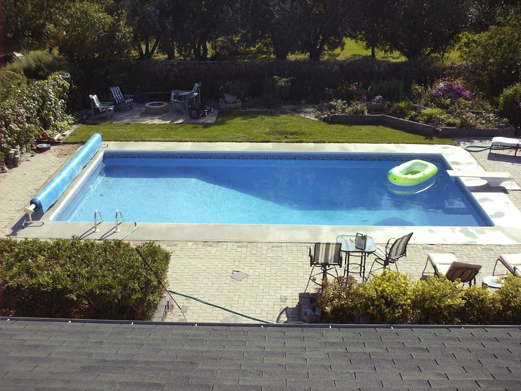 In Ground Pool Service Cedarburg Wisconsin